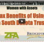 Tax benefits of using a South Dakota Trust – Women Money and Divorce