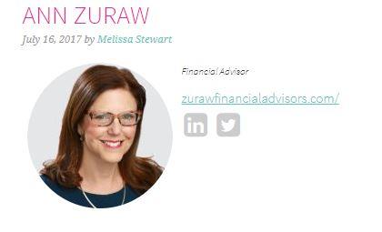 "Ann Benjamin Zuraw: "" SHE OWNS IT""- Featured Contributor"