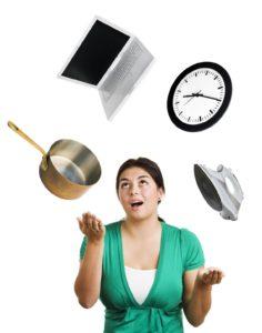 AZ asks: How do I keep a balanced life?