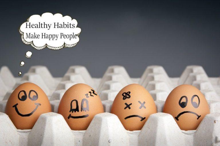 V is for Vigilance in Choosing Healthy Life Habits