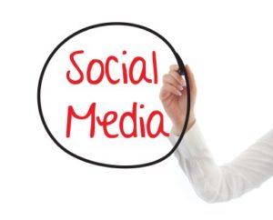 no posting on social media during divorce