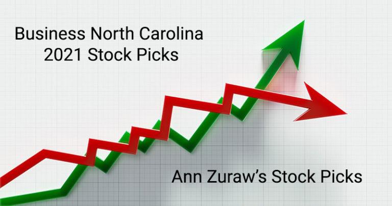 Ann Zuraw's 2021 Stock Picks